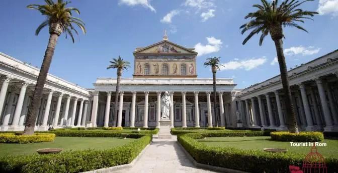 Papstbasiliken Öffnungszeiten Papal basilicas hours basiliche papali orari