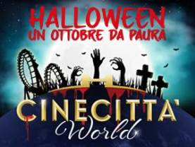 rome halloween cinecitt world