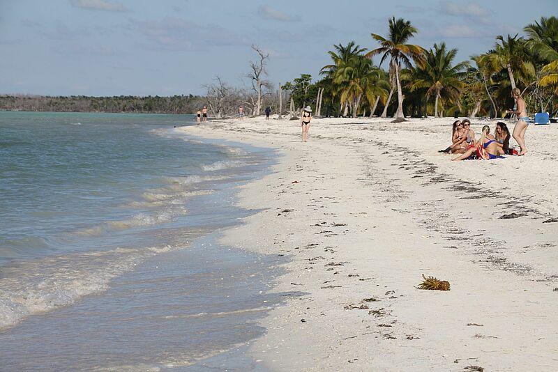 Kuba zählt auch nicht mehr zu den Risikogebieten