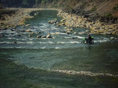 Burma Motorbike Tours