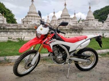 Honda CRF250cc