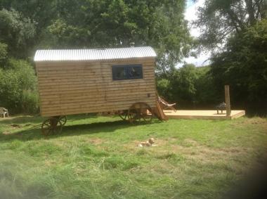 Shepherd Hut Holidays