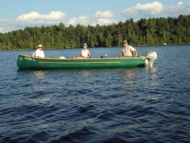 Long Lake Camps