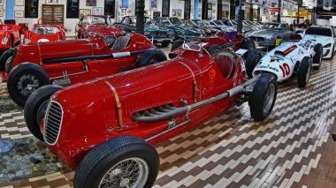 Umberto Panini Maserati Museum