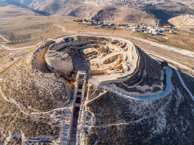Herodium And Judean Desert Experience - 1 Day Private Tour3
