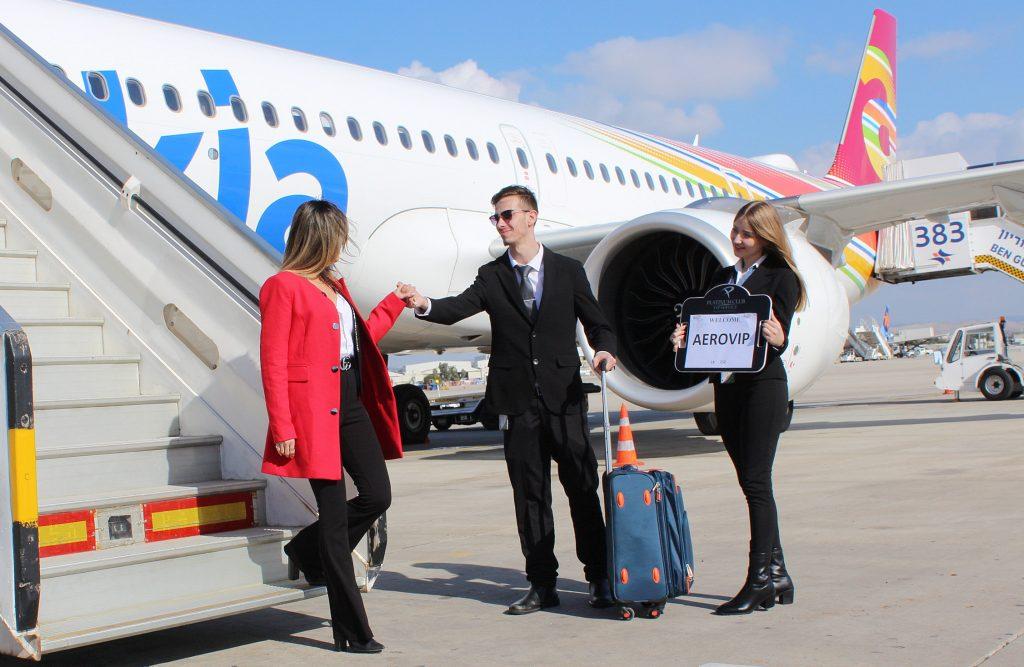 Vip Assistance Service At Ben Gurion Airport