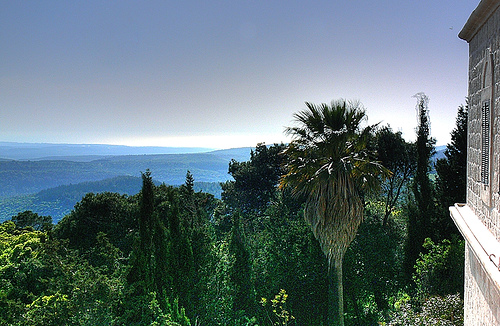 View across Mount Carmel by Flickr user vad_levin