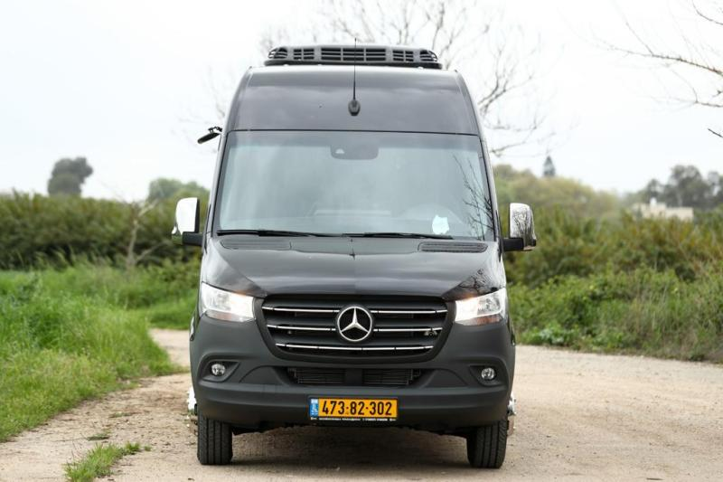 Bus And Minibus Transportation Rental In Israel