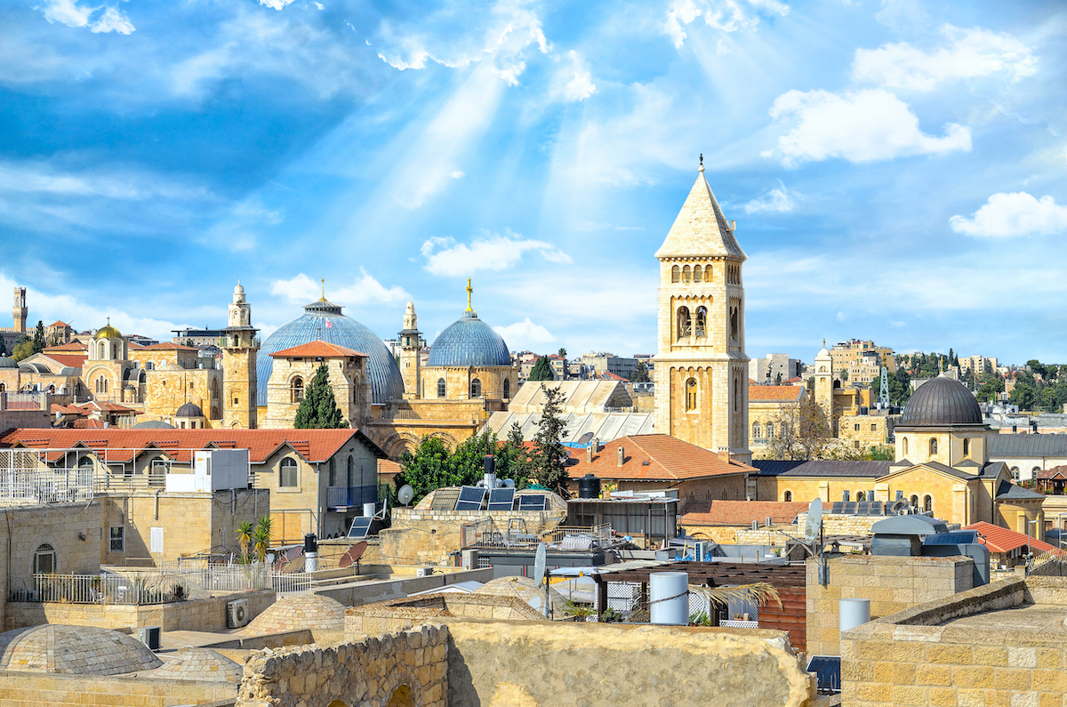 10 Day Catholic Holy Land Israel And Jordan Private Tour Package2
