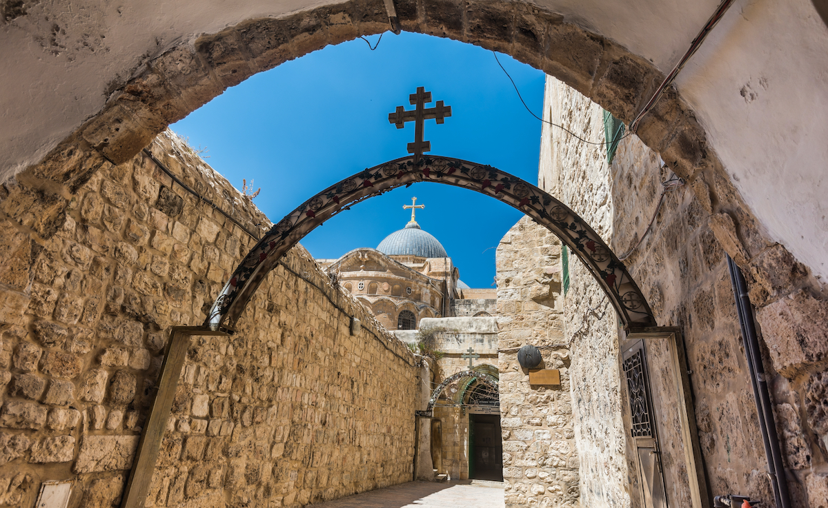 Jerusalem And Dead Sea Shore Excursion Tour From Haifa Port5