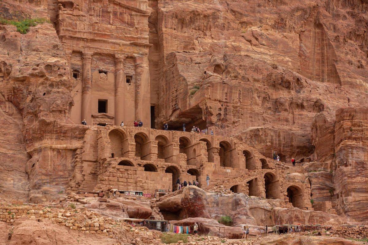 Petra Shore Excursion Tour From Aqaba Port1