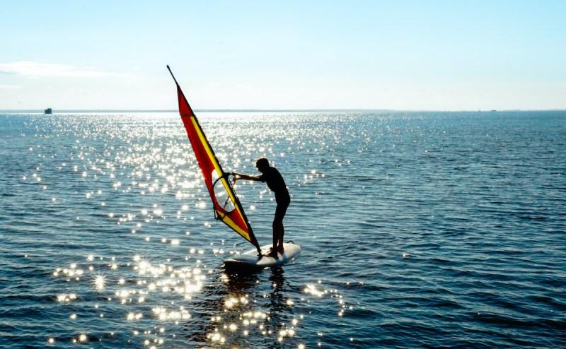 Windsurfing In Israel3