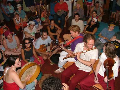 Jacob's Ladder Music Festival In Israel