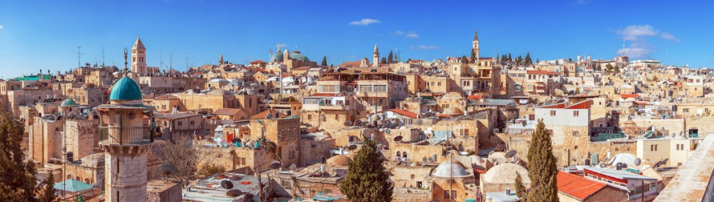 Jerusalem Old City