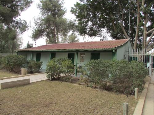 Ben Gurion's Hut