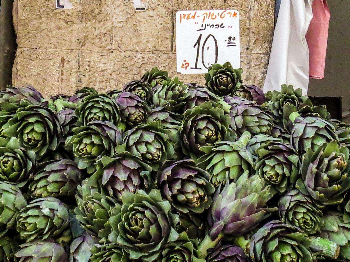 Jerusalem Machane Yehuda Market Tour & Cooking Workshop2
