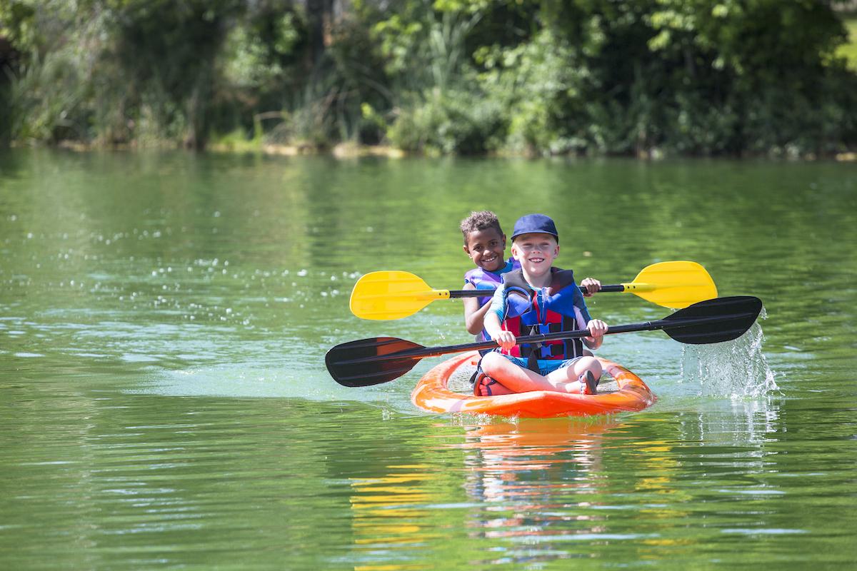 Kayaking In The River Jordan3