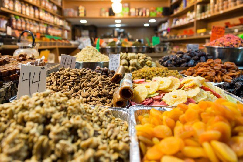 Machne Yehuda Market Tour 4