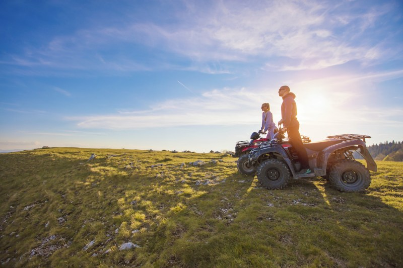Secrets Of The Golan Heights With Atv Buggies Tour - 1 Day Private Tour1