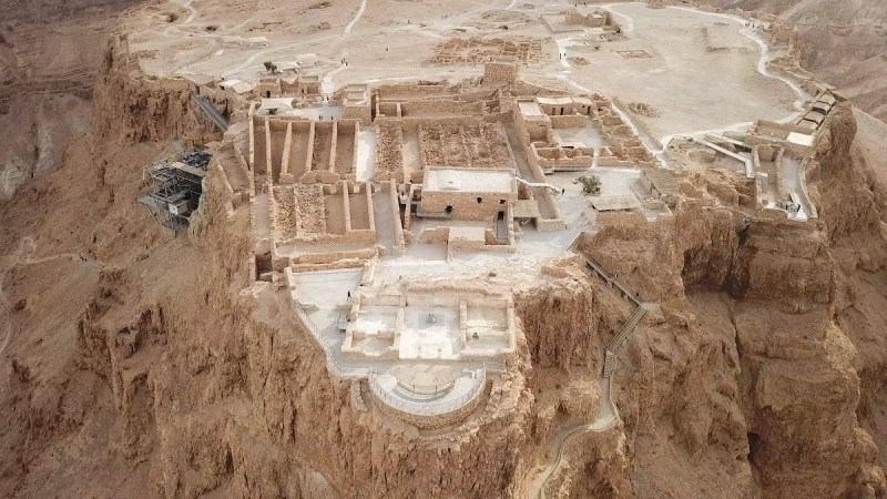 Masada And Dead Sea Tour 6