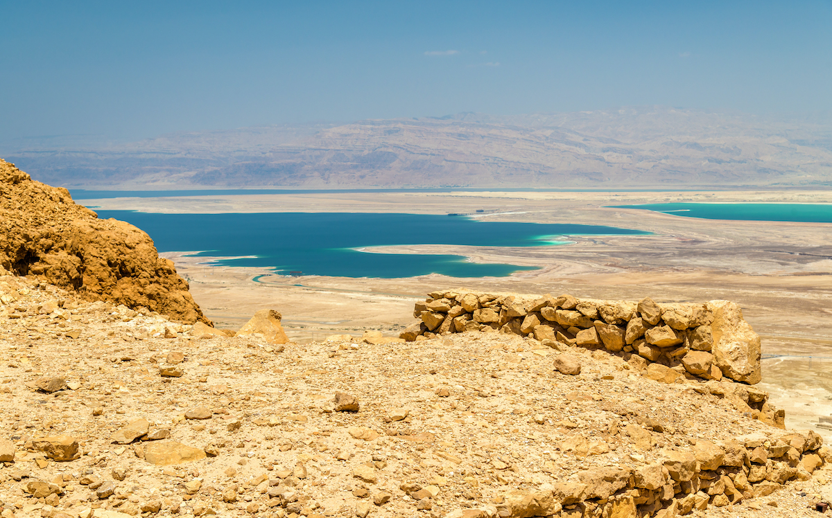 Transfer From Tel Aviv To The Dead Sea / From The Dead Sea To Tel Aviv