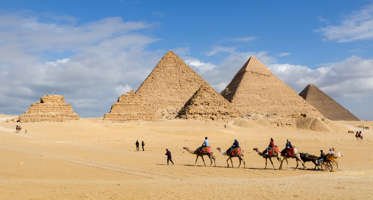 Cairo And St Catherine Mount Sinai Tour From Eilat Or Tel Aviv - 3 Days 11