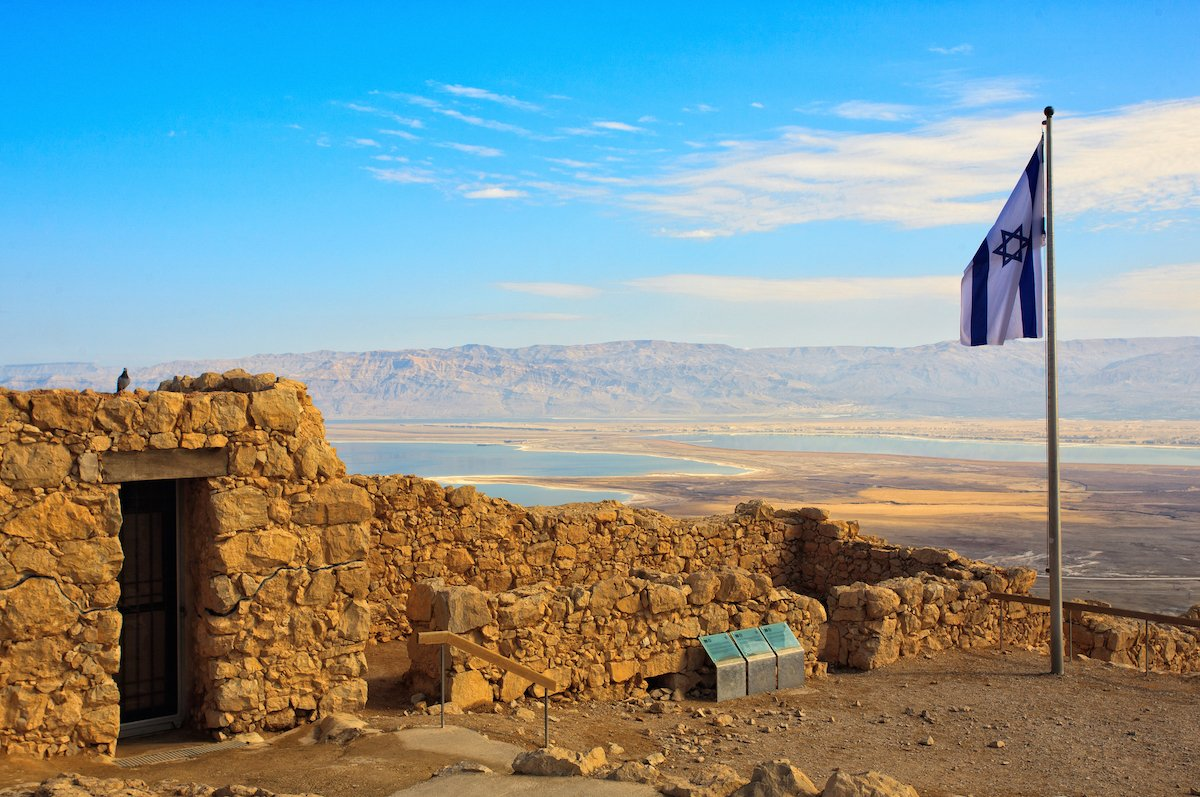 Masada, Ein Gedi, And Dead Sea Tour From Eilat - 1 Day Private Tour 4