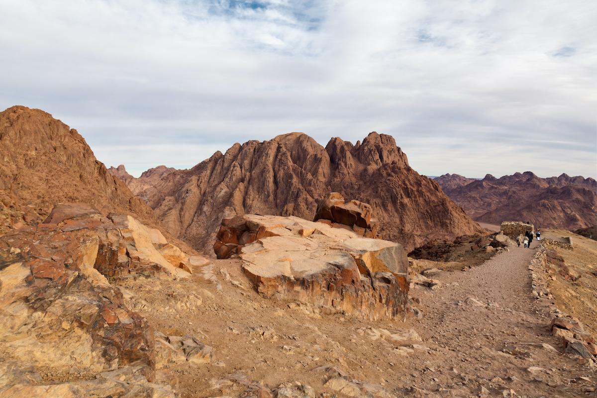 Mount Sinai & Saint Catherine Tour From Eilat Or Tel Aviv 1