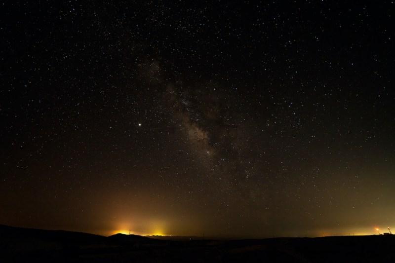 Negev Night Sky Tour