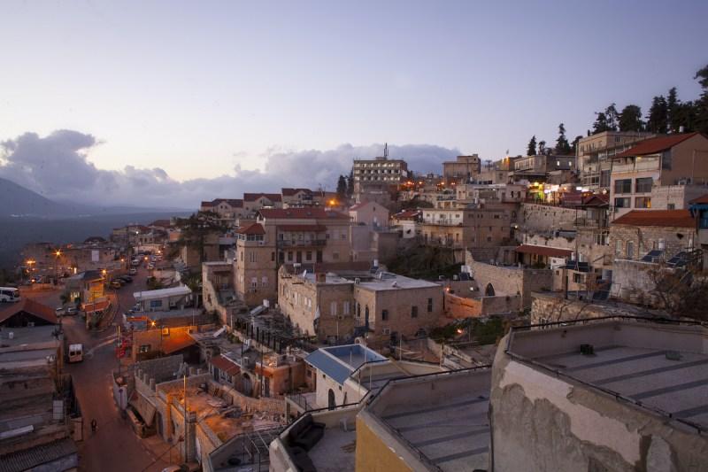 4 Day Northern Israel Tour. Nazareth, Golan, Caesarea, Haifa, Akko, And More 7