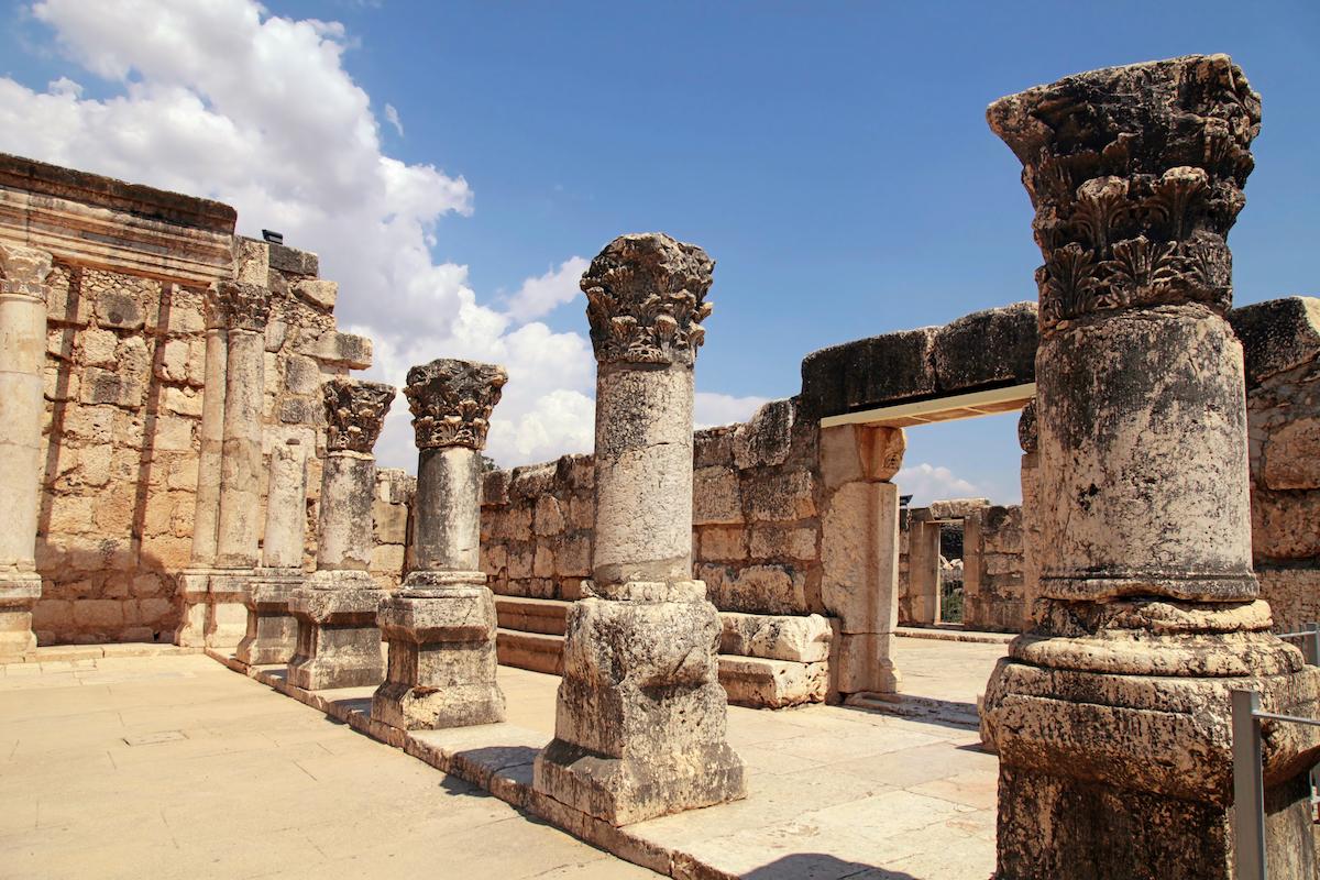 4 Day Northern Israel Tour. Nazareth, Golan, Caesarea, Haifa, Akko, And More 9