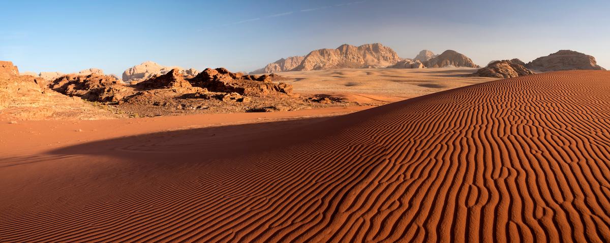 Petra, Wadi Rum, Amman & Highlights Of Jordan - 4 Day Tour From Jerusalem Or Tel Aviv