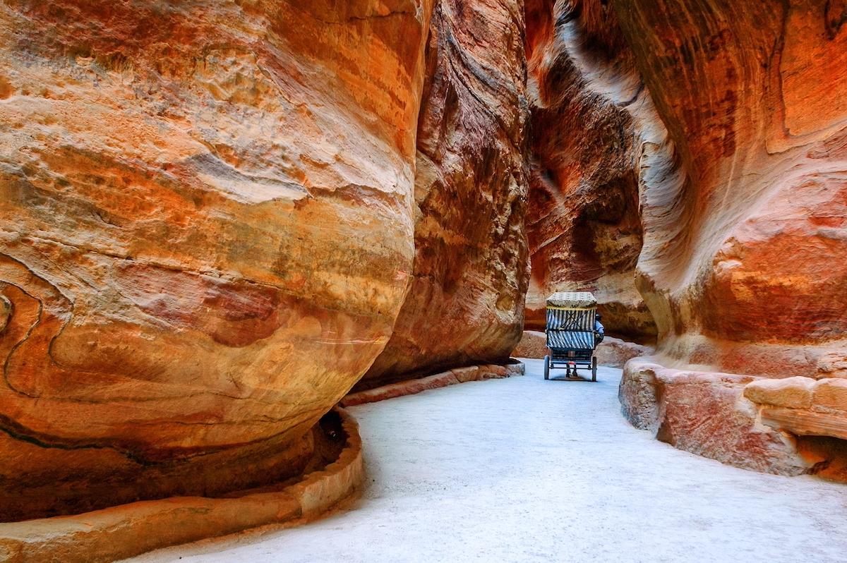 Petra, Wadi Rum & Highlights Of Jordan - 3 Day Tour From Jerusalem Or Tel Aviv 1