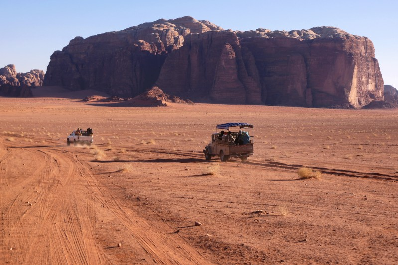 Petra And Wadi Rum 3 Day Tour From Eilat