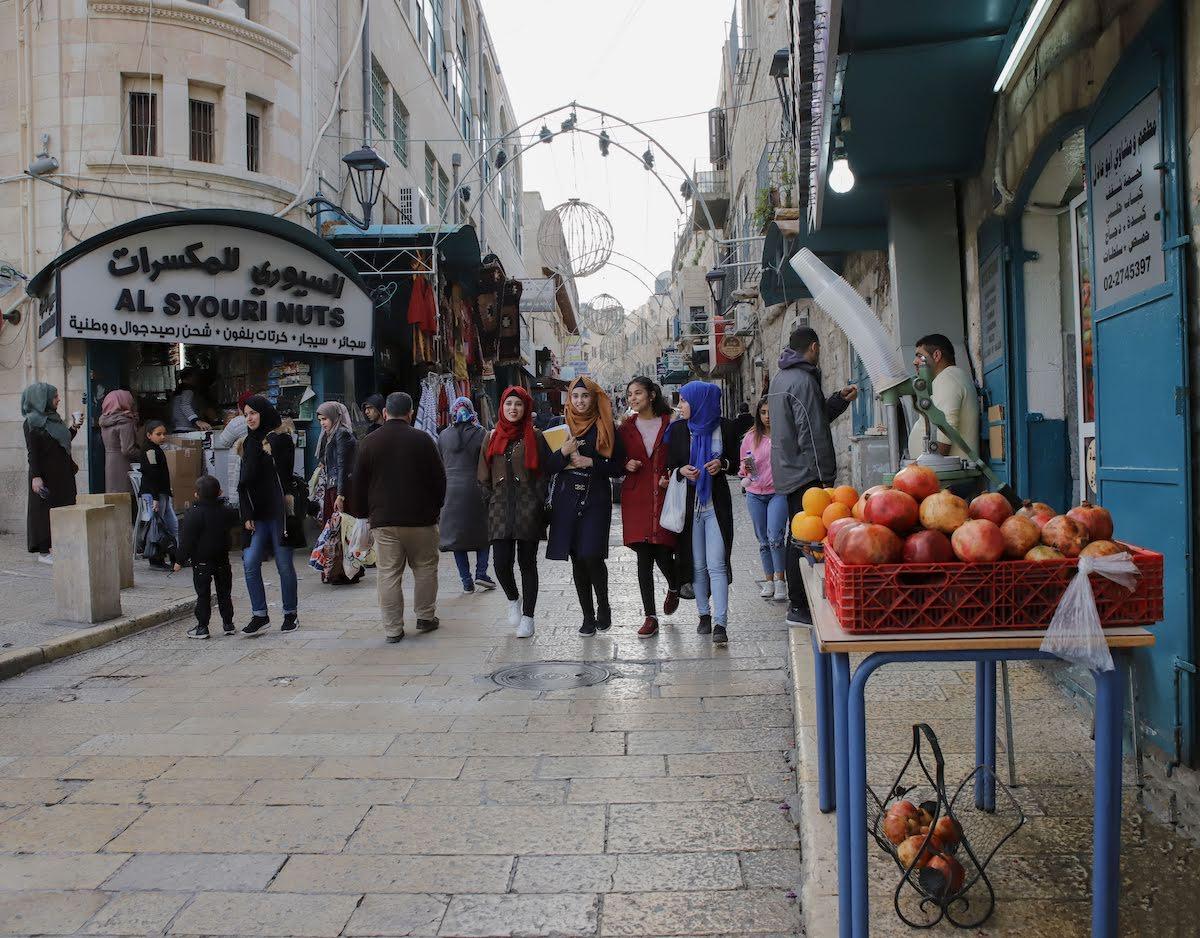 Bethlehem, Jericho And Jordan River Tour3