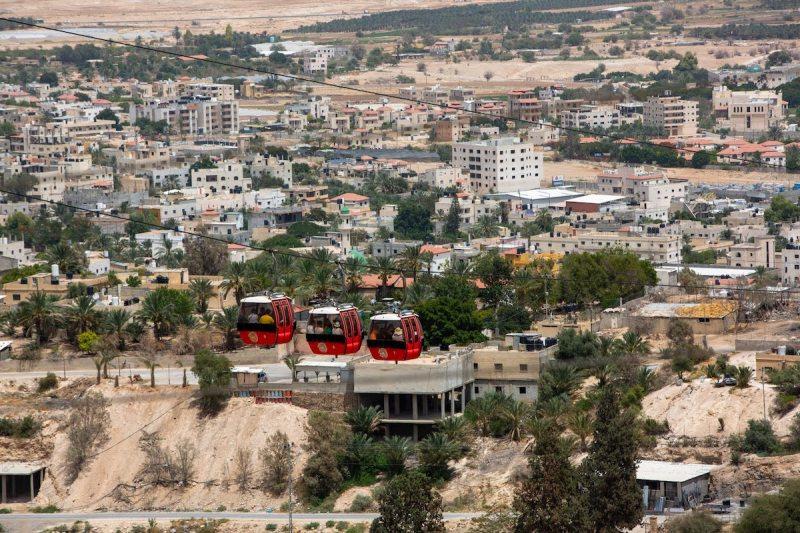 Bethlehem, Jericho And Jordan River Tour7