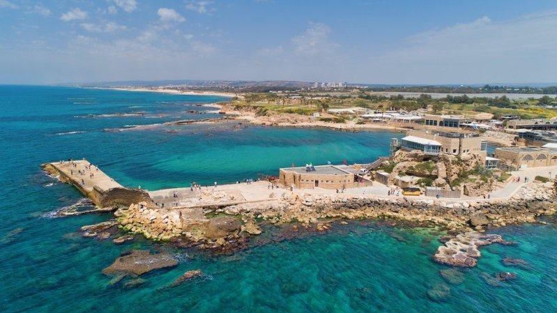 Caesarea, Haifa, Rosh Hanikra And Akko Tour 10