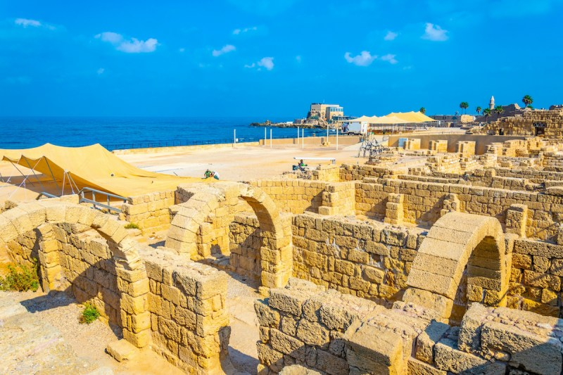 Caesarea, Wine Country, And Kibbutz Experience Tour 6
