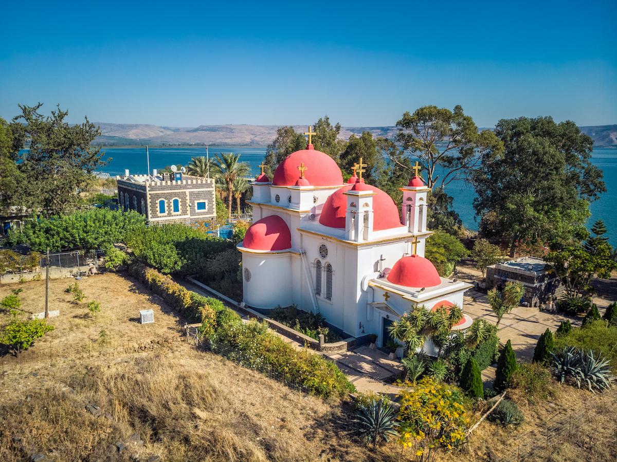 Christian Galilee Tour