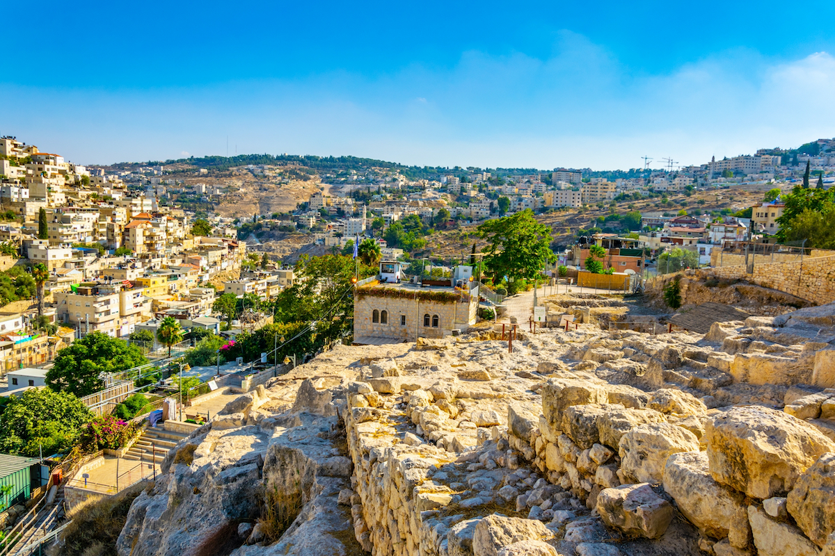 City Of David & Underground Jerusalem Day Tour 1
