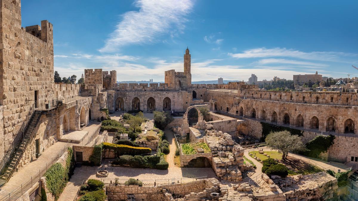 City Of David & Underground Jerusalem Day Tour 5