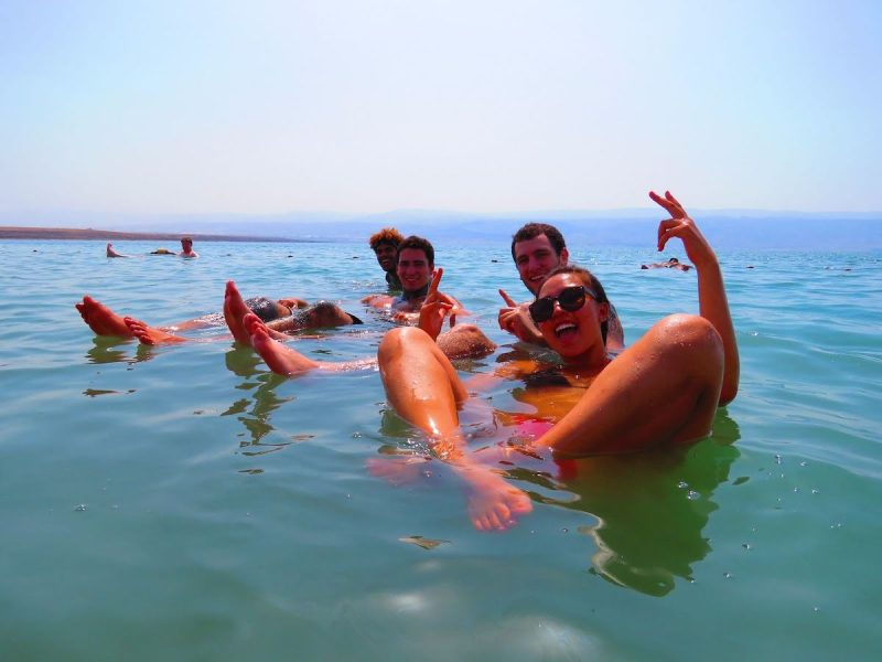 Dead Sea Shuttle Tour From Eilat With Spa 5
