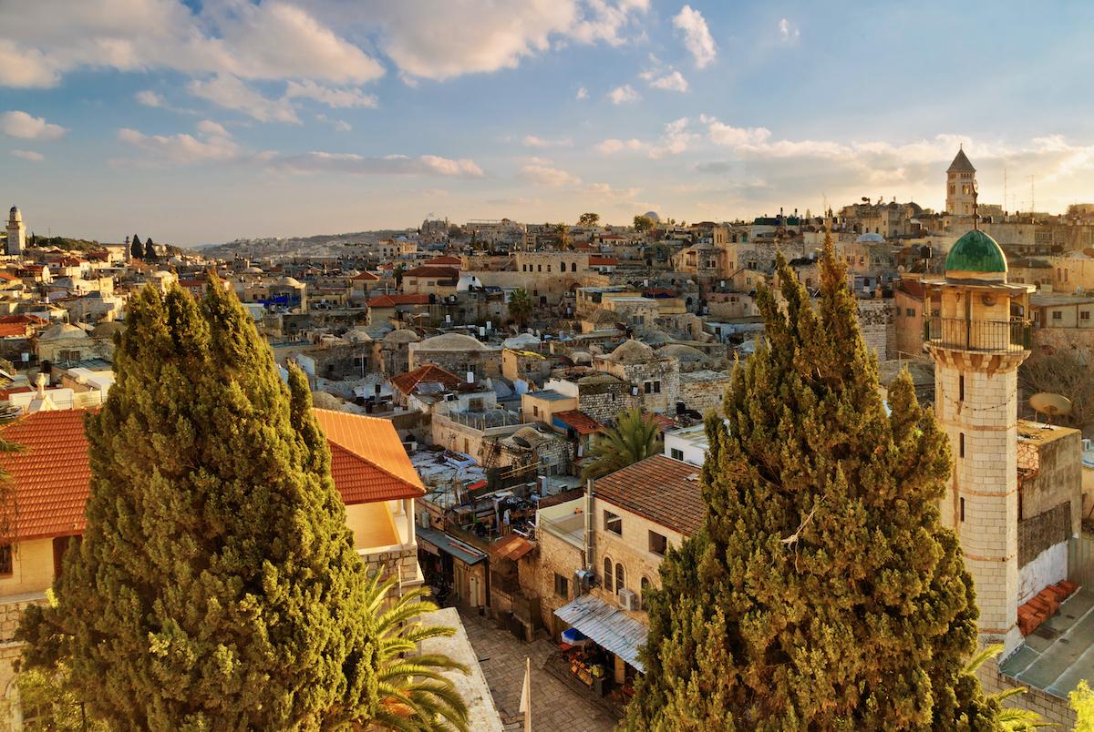 Jerusalem & Bethlehem Day Tour From The Dead Sea 6