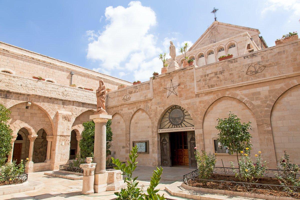 Tour De JerusalÉn, El Mar Muerto Y BelÉn6