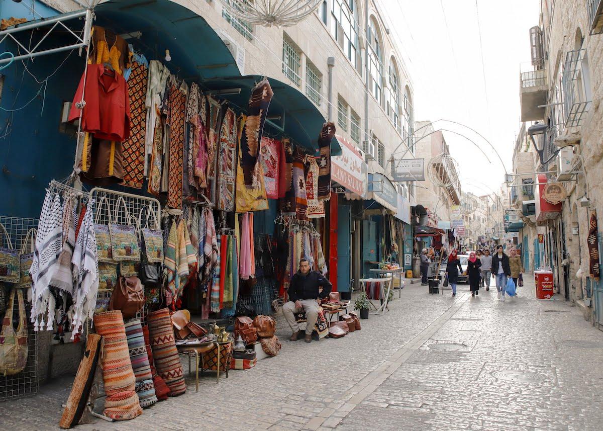 Jerusalem, Dead Sea, Bethlehem Tour 1