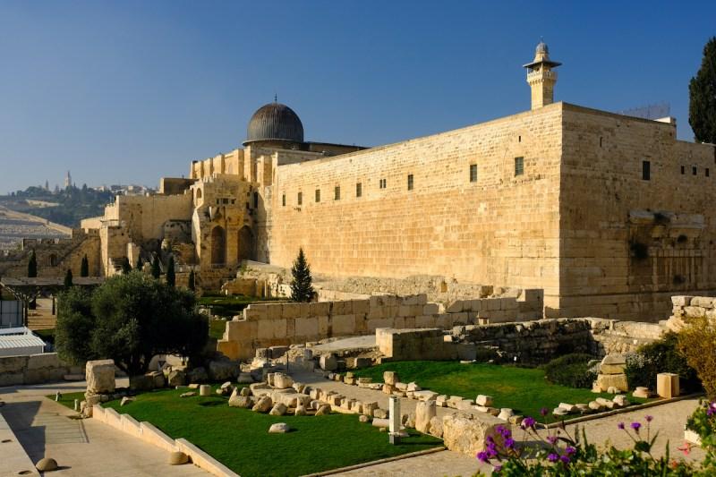 Jerusalem Mount Of Olives And Temple Mount Tour 3