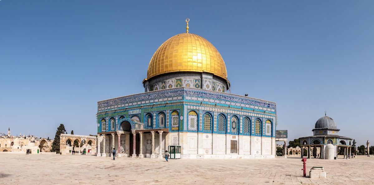 Jerusalem Mount Of Olives And Temple Mount Tour