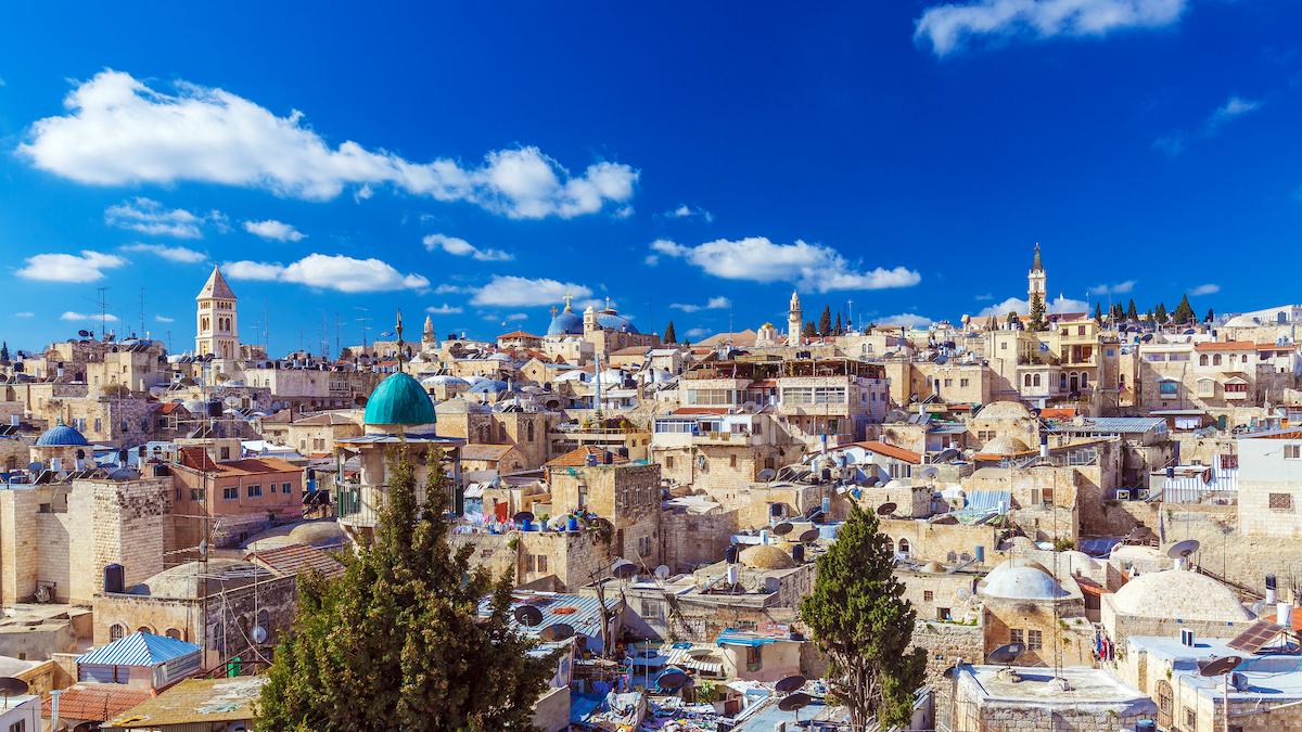 Jerusalem Old City And Yad Vashem Tour 2