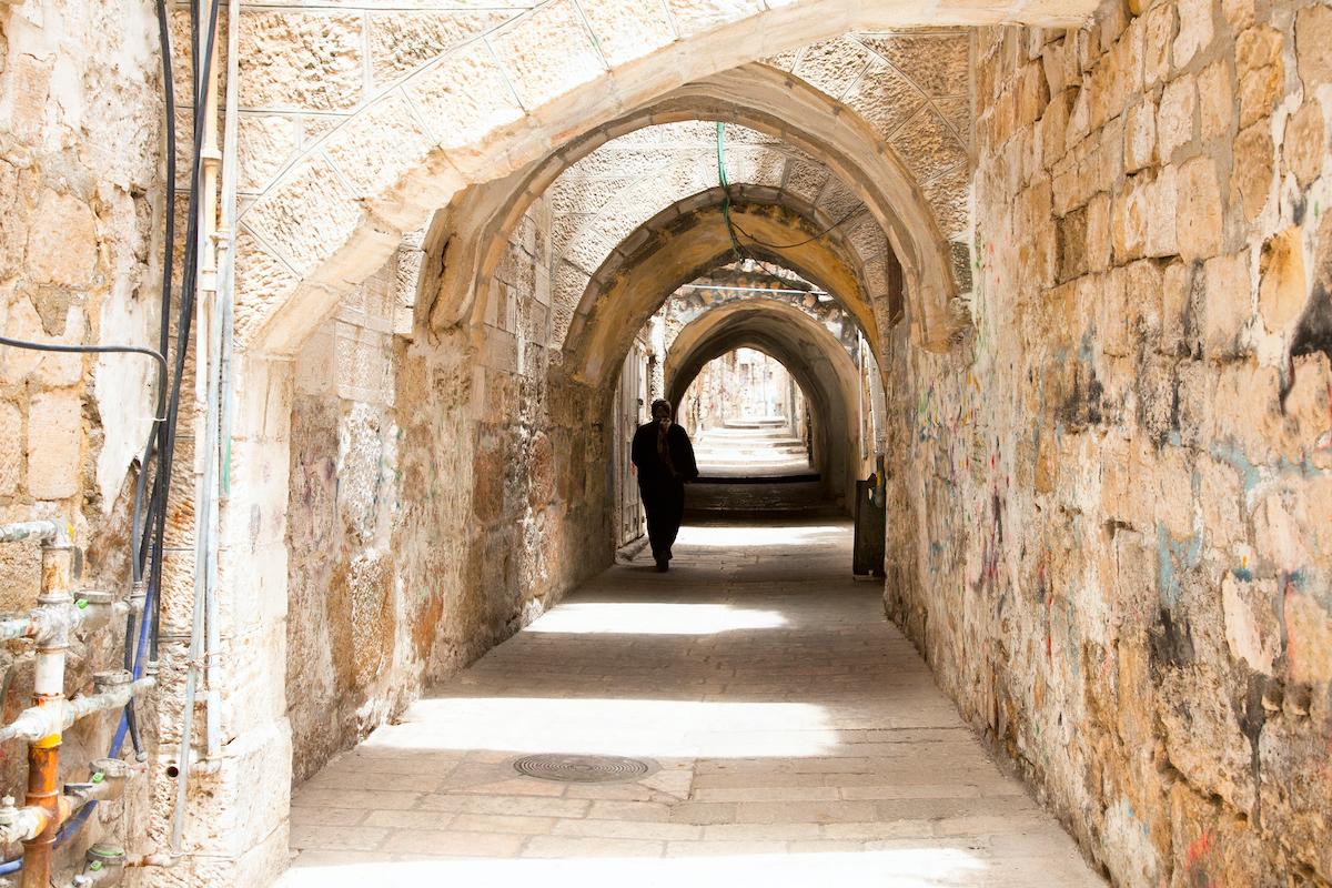 Jerusalem Old City And Yad Vashem Tour1