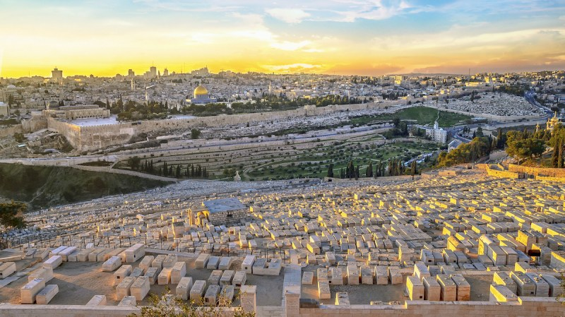 Jesus's Jerusalem Day Tour 5